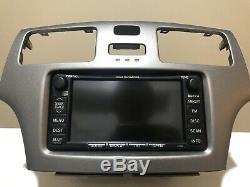 02-06 Lexus Es300 Es330 Radio Am Fm CD Commande Gps Navi 86120-33620 Exc-utilisé