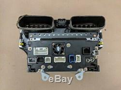 02-06 Lexus Es300 Es330 Radio CD Navigation Gps Commandes Dash Bezel 86120-33551