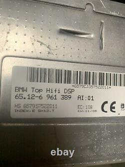 02 2003 04 05 06 Bmw E65 E66 745li 750li 760li Audio Stereo Hi-fi Amp Amplificateur