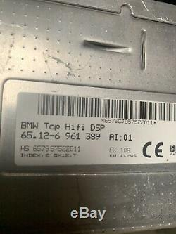 02 2003 04 05 06 Bmw E65 E66 745li 750li 760li Audio Stéréo Salut-fi Amplificateur Amp