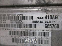 02' Ram 1500 Ecm Module De Commande Du Moteur Ordinateur Pcm Ecu Power Unit Cerveau Box