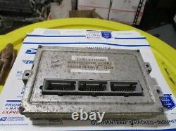 02' Ram 1500 Ecm Module De Commande Du Moteur Ordinateur Pcm Écu Unité D'alimentation Testée