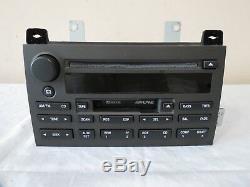 03 04 Lincoln Town Car Audio Système Am Fm Radio CD Tape Lecteur De Disque Oem Alpine