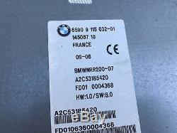 03-07 Mini Gps Guide Carte Disque DVD Computer Unit Module