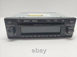03-09 Porsche Cayenne S 955 Am Fm Radio Solo CD Player Cdr23 Oem 7l5035186c