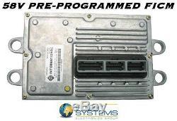 03-10 6.0l Powerstroke Diesel Flight Systems Ficm D'injecteur De Carburant Module De Commande