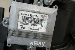 04 05 06 Bmw Série 3 E46 Cpe Conv Xenon Dhi Phare Avant Droit Passager Afs Oem