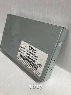 04-05 Titan Armada Qx56 Info Gps Navigation Driver Assist Control 28330-5z001