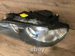 04 06 Bmw E46 330ci 325ci Coupe Convertible Front Left Side Xenon Headlight Oem
