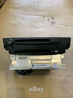 04-07 Bmw 5 Série 6 Système De Navigation Gps Lecteur DVD Lecteur Lecteur 65836962545