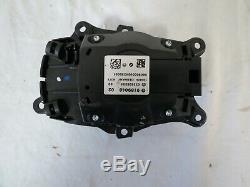 04-10 Bmw 1 3 5 Série X5 X6 Bouton Média Idrive Contrôle Joystick Oem 9189048