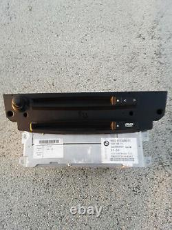 04-10 Bmw 5 6-série Gps Am Fm CD DVD Rom Drive CCC Player Logic 7 Oem 9123088