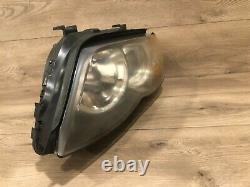04 2006 Bmw E53 X5 Avant Gauche Conducteur Côté Xenon Hid Phare Phare Lampe Oem