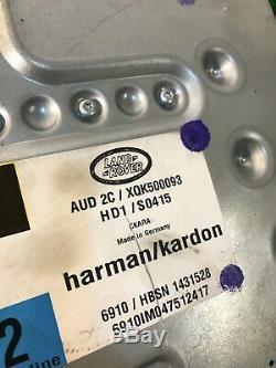 05 06 07 08 09 Terre Range Rover Lr3 Radio Audio Amp Amplificateur Harman Kardon