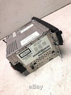 06 07 Lecteur De Dvd-rom Système De Navigation Radio Bmw Série 3 Bmw Oem R5124