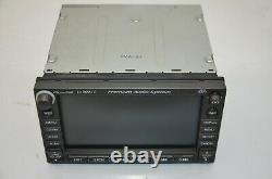06-09 Honda CIVIC Gps Navigation Radio Récepteur Am Fm CD Oem # 39540-sva-a120-m1