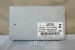 07 08 09 10 11 12 13 14 Nissan Titan Gps Info Navi Control Display Unit Module