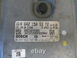 07-09 Dodge Sprinter Van Unité De Commande Du Moteur Ecu Module Ecm Bosch 6421505372