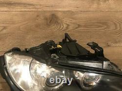 07 2010 Bmw E92 M3 335i 328 Coupé Convertible Côté Droit Xénon Hid Phare Oem