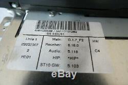 08 09 10 Bmw 5 Série 6 Gps Navi Système DVD Mp3 Rom Lecteur Lecteur Oem
