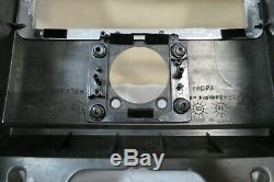 09 10 11 12 Ford Flex Radio Ac Climate Navi Panneau De Configuration Couvercle Dash Bezel Oem