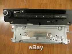 09 10 2009 2010 Bmw E60 E61 Série 5 CD DVD Gps Navi Récepteur Radio Garantie