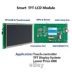 10,1 Pouces Tft LCD Module Hmi Stone Marque Pour La Maison Système De Contrôle