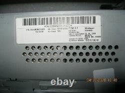 10-16 Porsche Panamera Head Unit Navigation System Pcm 3.1 Cracked Screen