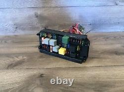 12-2014 Mercedes W204 C250 Front Fuse Relay Power Control Sam Module Box Oem