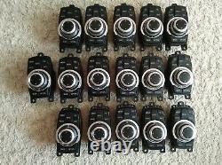 13-18 Bmw 3 F30 5 F10 X3 F25 Idrive Media Controller Joystick CIC 9286699