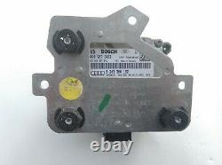 16-18 Oem Audi A6 S6 A7 S7 Rs7 Active Cruise Control Distance Sensor Gauche