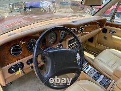 1988 1989 1990 1991 1992 Bentley Turbo R Découpage Message Pour Les Pièces