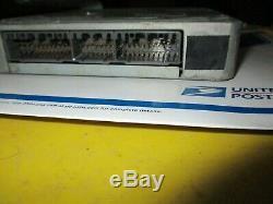 1995 4runner Ecm Moteur Module De Contrôle Informatique Pcm Ecu Unité De Puissance Du Cerveau Box