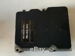 2000 2006 Bmw X5 Système De Freinage Abs Module De Commande Unité P 6767186 Oem
