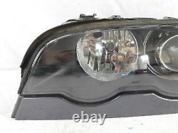 2001-2003 Bmw E46 Coupe 325ci 328ci 330ci Pilote Gauche Bi-xenon Phare Al Oem