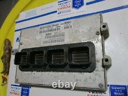 2005 Dodge Dakota Ecm Module De Contrôle De L'engine Ordinateur Pcm Ecu Power Unit Brain