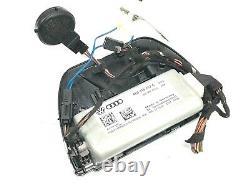 2007-2011 Audi Q7 Module De Contrôle De Caméra D'aide Au Changement De Voie Avec Capteur De Lumière De Pluie