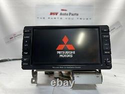 2011 Mitsubishi Lancer Evolution Gsr Mr Gts Gt Gps Navigation Afficheur Audio Oem