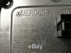 2015 2018 Mercedes Benz Configuration Complète Module Led Phare A2189007306