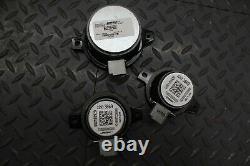2016-2018 Chevy Camaro Audio Radio Stereo Amplifier Amp Speaker Oem Set Bose #49