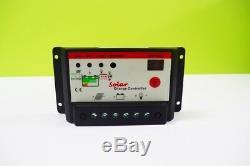 300w Solaire Panel System 3 X 100w Flexible Module Contrôleur 30a Câble De Batterie