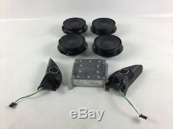 5k0035456 Dynaudio Lautsprechersystem Vw Golf VI (1k) 2,0 R 4motion