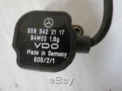 89-02 Mercedes R129 Sl W140 S W126 Ads Capteur De Suspension Pour Nivellement En Cours D'envoi