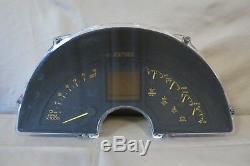92-93 1992-1993 Oem De Jauge De Groupe D'instruments De Vitesse Corvette C4 Lt1 De Chevy