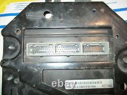 99' G Cherokee Ecm Engine Control Module Ordinateur Pcm Ecu Power Unit Brain Box