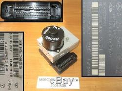 A1644311912 A2515450832 Abs Steuergerät Hydraulikblock Mercedes W164 W251