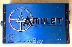 Amulet Audio Trance Controller Module Externe Pour Guitare Acoustique Système De Ramassage