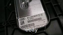 Audi A5 S5 8t Coupe Bang & Olufsen B&o Soundsystem Couverture Lautsprecher Verstärker