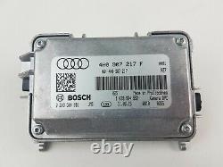 Audi A6 A7 4g Frontkamera Kamera Dpc Distanc Contrôle Fahrssistenzsyst 4h0907217f