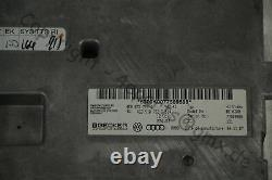 Audi A8 S8 4e D3 Interface Boîte D'interface Stg 4e0035729a 4e0910732q Kamera MMI